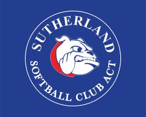 Sutherland cirlce on blue