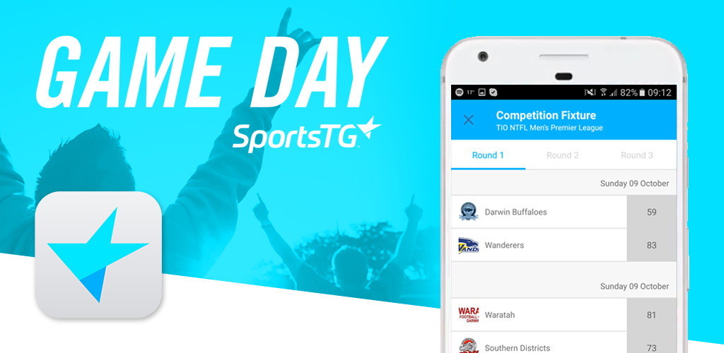 Game Day App Image