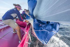 Team SCA Volvo Ocean Race 2014-15 all female team