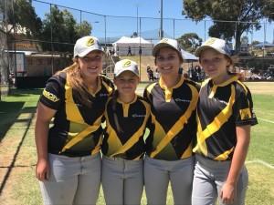 U15 Australian Regional Champ girls