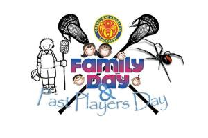 Family and past players day