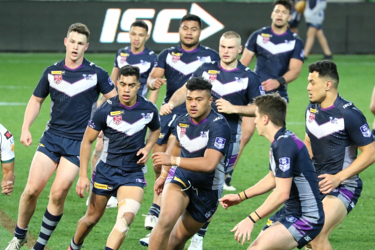 1a8c8889fc1 NRL Victoria would like to thank those players who trialled for the 2019  U20's and U18's Victoria Thunderbolts and NRL Victoria U16's Development  Squad at ...
