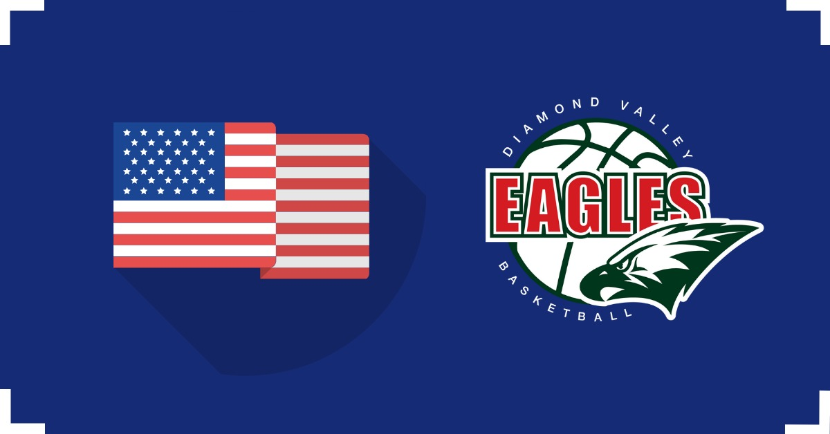 Eagles Usa 2018 Tour Diamond Valley Basketball Association Sportstg