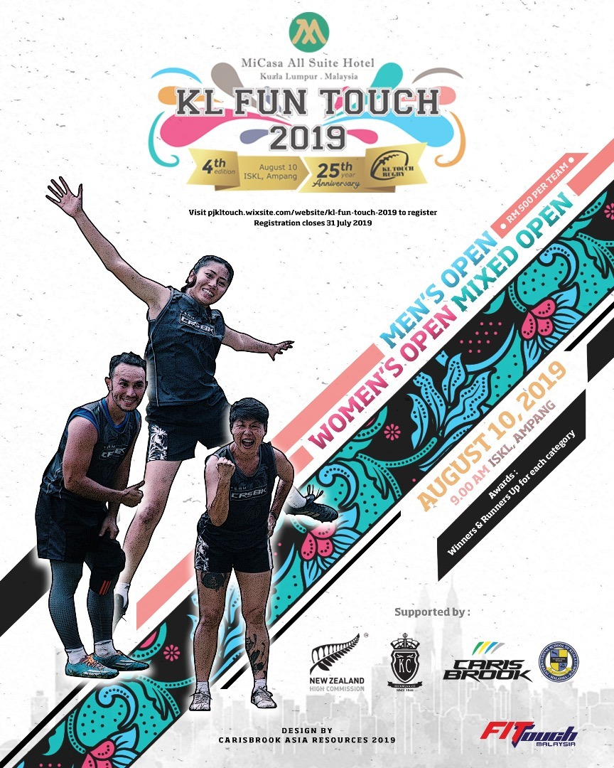 Malaysia News - FIT Touch Malaysia - SportsTG