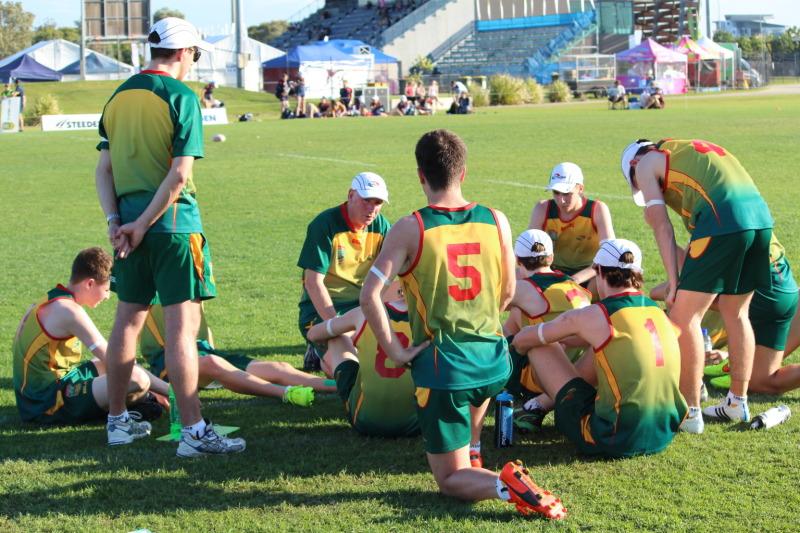 Home - Touch Football Tasmania - SportsTG
