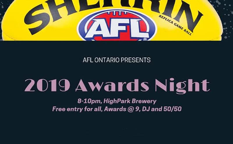 Home - AFL Ontario - SportsTG