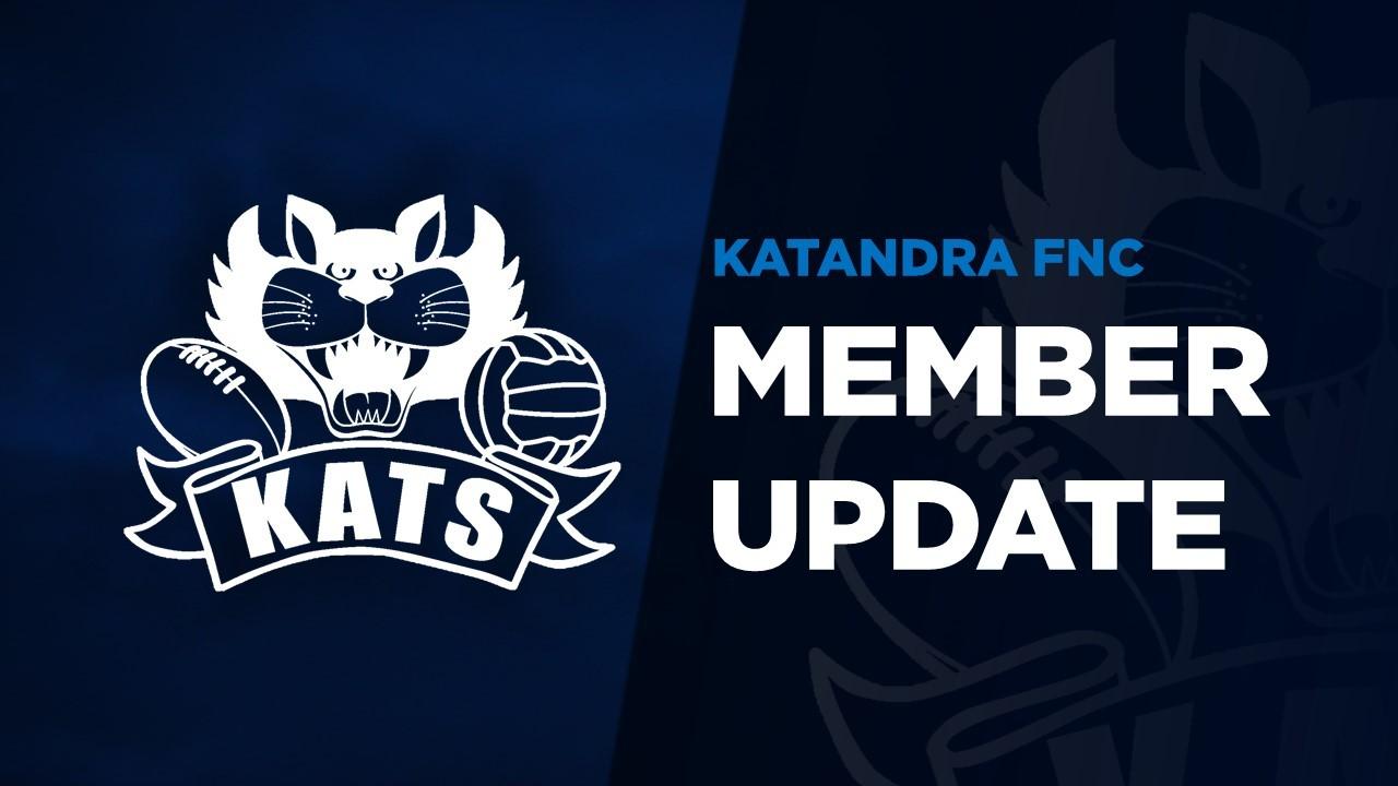 Katandra FNC Member Update