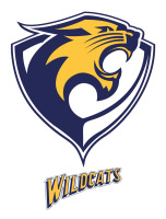 Wildcats logo with wording